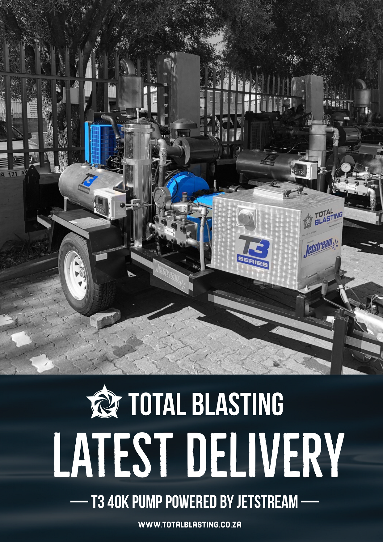 Latest News & Articles On Water Jetting | Total Blasting